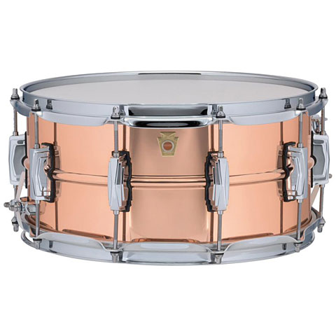 Ludwig Copper Phonic LC662 14 x 6,5