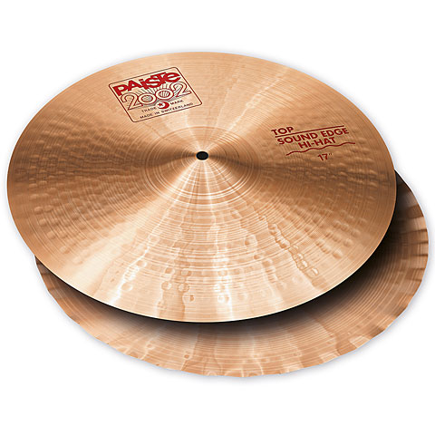 Paiste 2002 17  Sound Edge HiHat