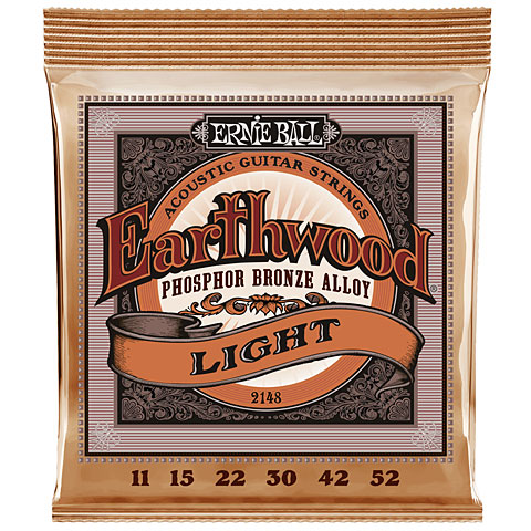 Ernie Ball Earthwood EB5148 011-052