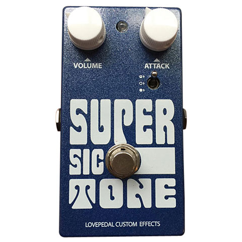 Lovepedal Super Sic Tone