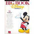 Notenbuch Hal Leonard Big Book Of Disney Songs for alto saxophone