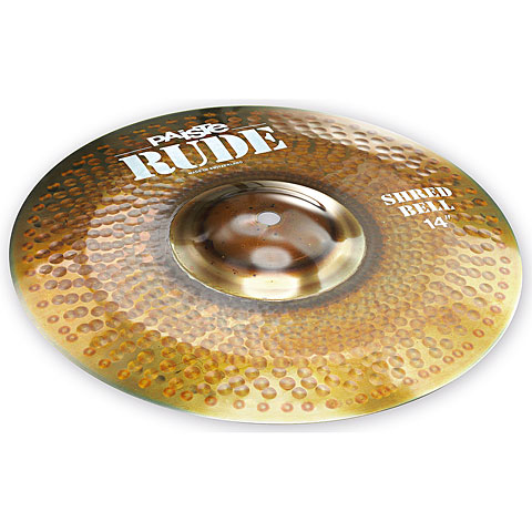 Paiste Rude 14  Shred Bell