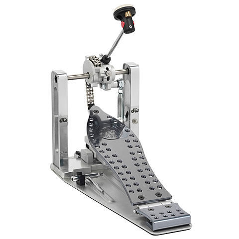 DW MCD Machined Chain Drive Single Pedal