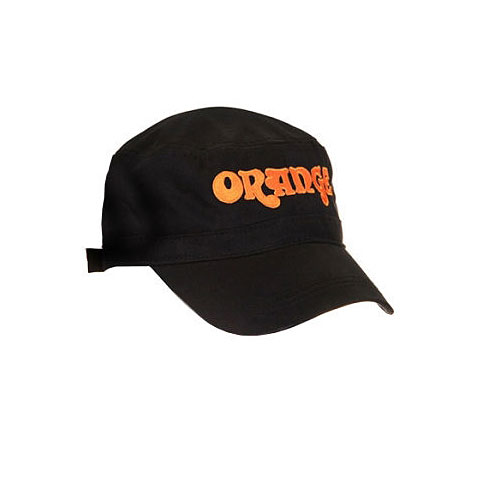 Orange Cap BLK/OR