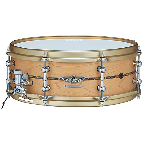 Tama Star Reserve 14  x  5  Solid Maple Shell Model Limited Edition