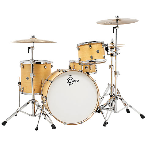 Gretsch Catalina Club 24  Satin Natural Drumset