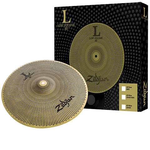Zildjian L80 Low Volume 16  Crash