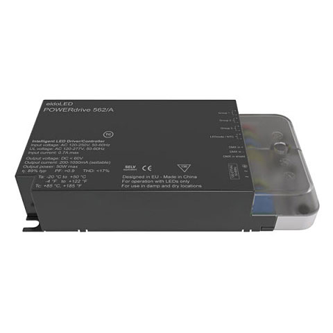 Artecta POWERdrive AC 50 W Constant Current