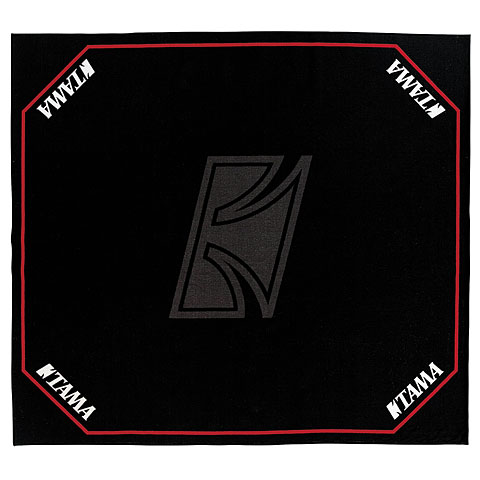 Tama Logo Design Drum Rug