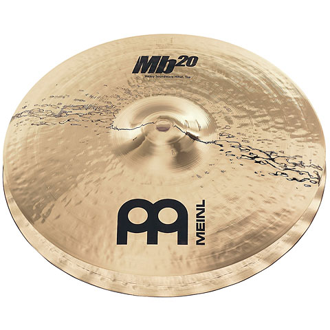 Meinl 15  Mb20 Heavy Soundwave Hihat