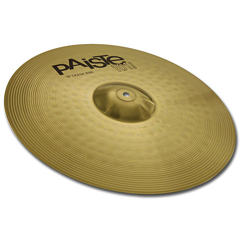 Paiste 101 Brass 18  Crash-Ride