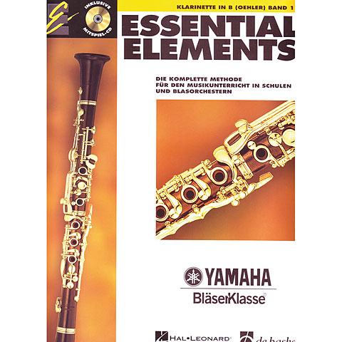 De Haske Essential Elements 1
