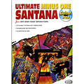 Play-Along Carisch Ultimate Minus One Carlos Santana