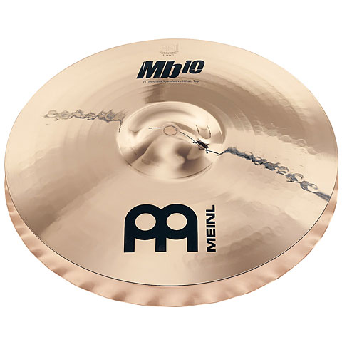 Meinl 14  Mb10 Medium Soundwave Hihat