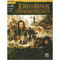 Play-Along Warner The Lord of the Rings Trilogy for Alt-Sax inkl.CD