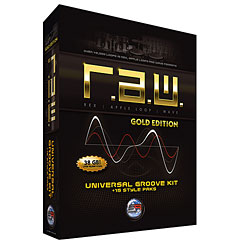 Samples IK-Multimedia r.a.w. Gold Edition, Computer Software