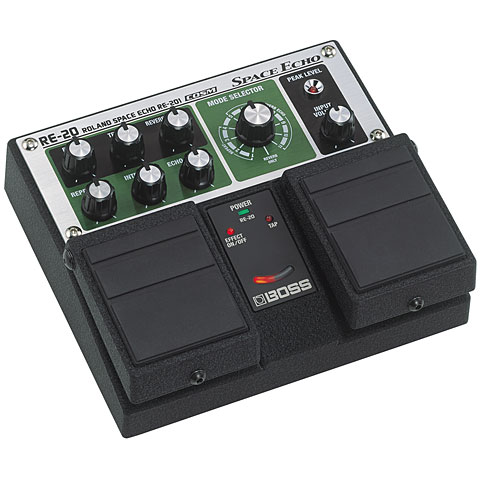 Boss Twin RE-20 Space Echo