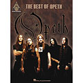 Songbook Hal Leonard The Best of Opeth