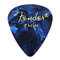Fender 351 Blue Moto, thin (12 Stk.) « Plektrum