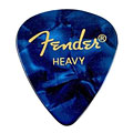 Fender 351 Blue Moto, heavy (12 Stk.) « Plektrum