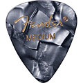 Fender 351 Black Moto, medium (12 Stk.) « Plektrum