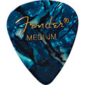 Fender 351 Ocean Turq., thin (12 Stk.) « Plektrum