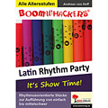 Kohl Boomwhackers Latin Rhythm Party 1 « Lehrbuch