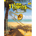 Play-Along Schott Latin Themes for Trombone / Posaune