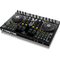 Computer DJ Native Instruments Traktor Kontrol S4, DJ-Equipment