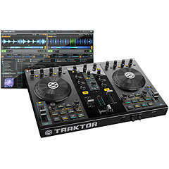 Computer DJ Native Instruments Traktor Kontrol S2, DJ-Equipment