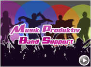 Musik Produktiv Band Support