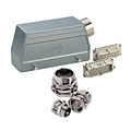 Multipin-Stecker Contact 16-Pol Stecker kpl.female