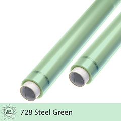 LEE Filters 728 Steel Green