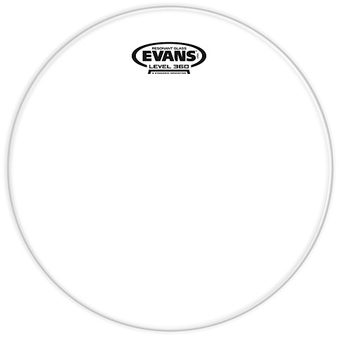 Evans Resonant Clear TT13RGL