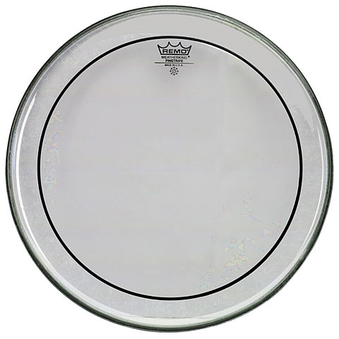 Remo Pinstripe Clear PS-1324-00