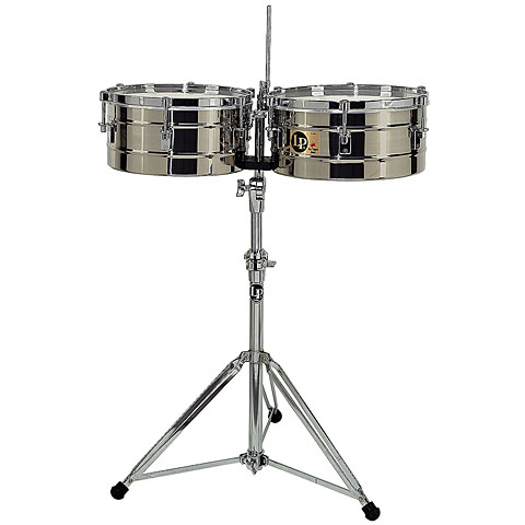 Latin Percussion Tito Puente LP256-S Stainless Steel