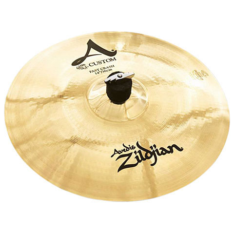 Zildjian A Custom14  Fast Crash