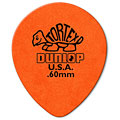 Dunlop Tortex TearDrop 0,60mm (72Stck) « Plektrum
