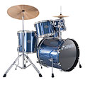 Schlagzeug Sonor Smart Force Xtend SFX 11 Studio Brushed Blue