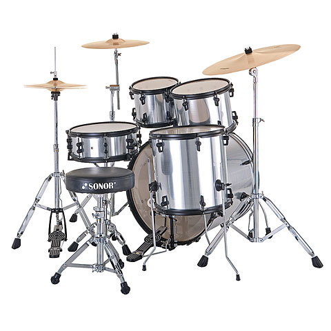 Sonor Smart Force Xtend SFX 11 Stage 2 Brushed Chrome