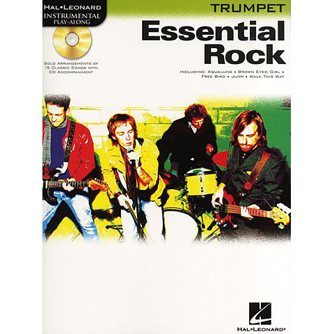 Hal Leonard Essential Rock for Trumpet