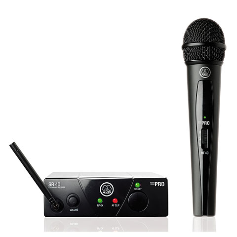 AKG WMS 40 Mini-Vocal-ISM2