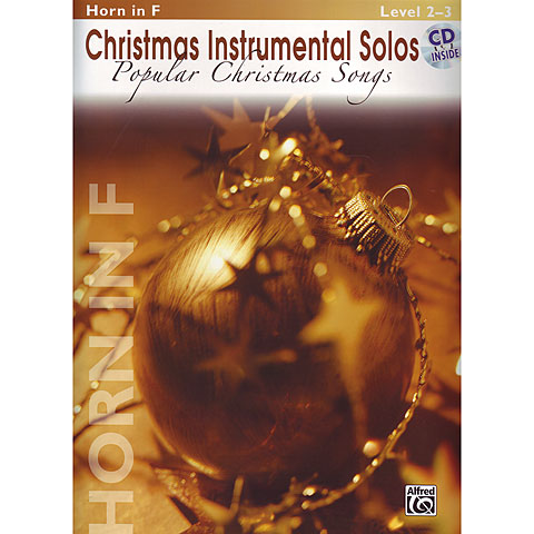 Alfred KDM Christmas Instrumental Solos