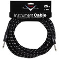 Instrumentenkabel Fender Custom Shop Performance Black Tweed 7,5 m