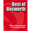 Songbook Bosworth Best Of Bosworth