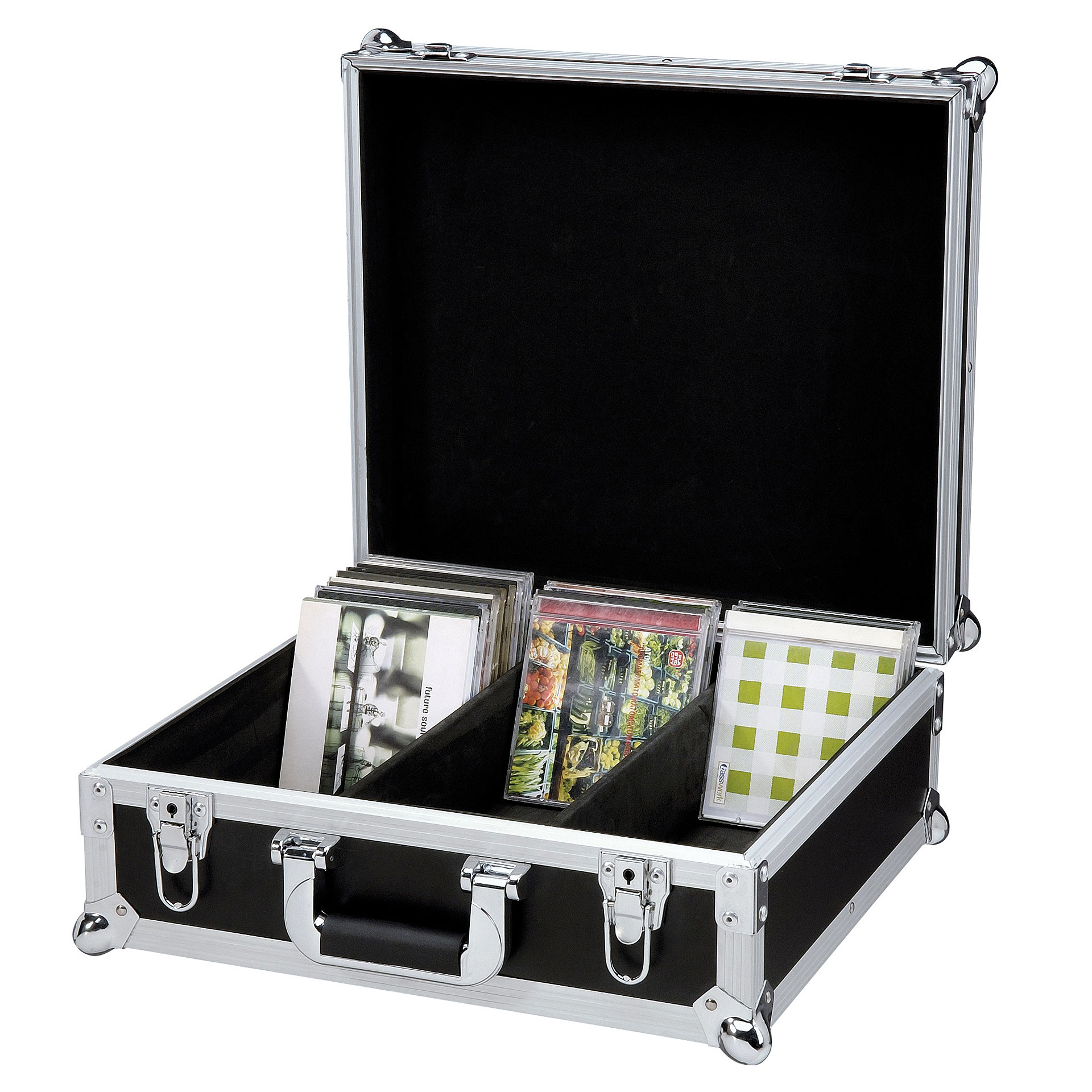 reloop cd case pro 100 dj zubeh r. Black Bedroom Furniture Sets. Home Design Ideas