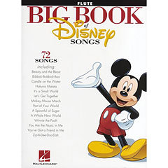 Hal Leonard Big Book Of Disney Songs - Flute
