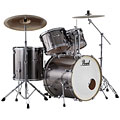 "Pearl Export 20"" Smokey Chrome Complete Drumset « Schlagzeug"