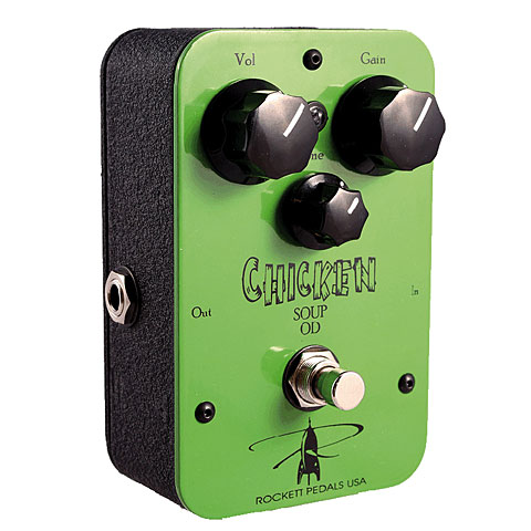 Rockett Pedals Chicken Soup OD