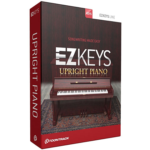 Toontrack EZkeys Upright Piano